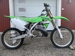 NY KX 250 2008