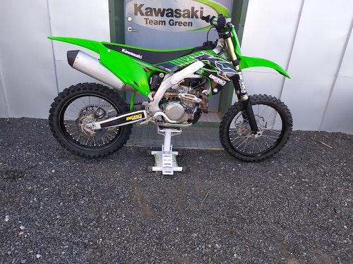 KX450 2020 demo