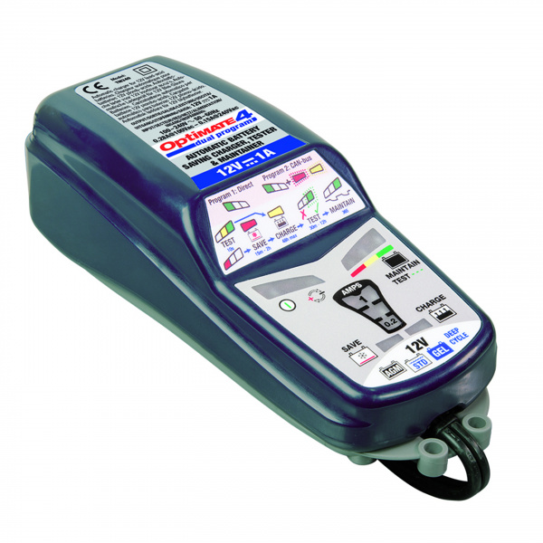 Batteriladdare CHARGER OPTIMATE 4 CANBUS