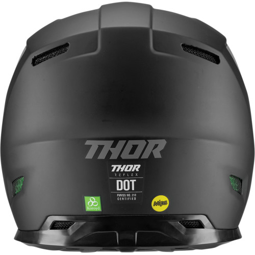 Thor reflex Blackout crosshjälm