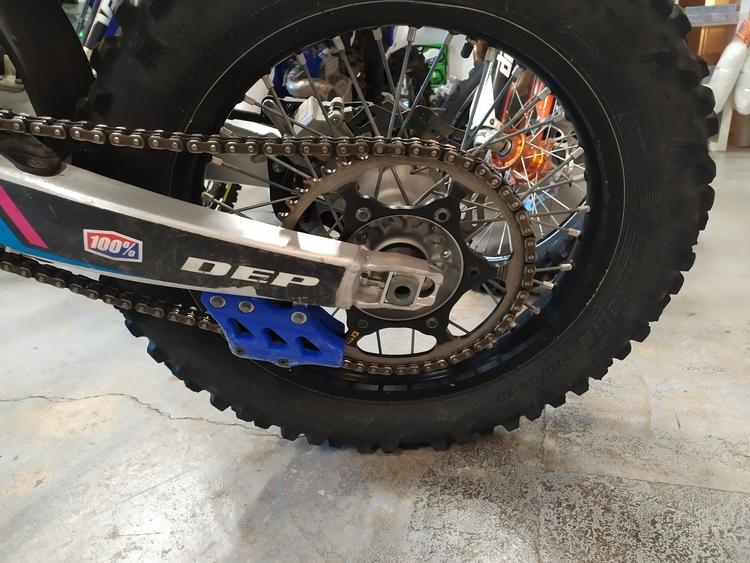 Yamaha WR 250 2017