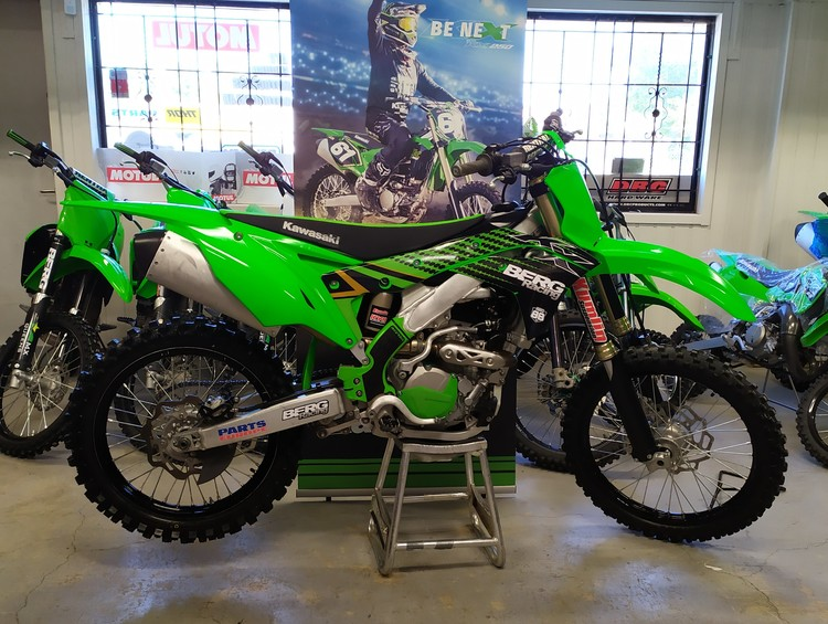 KX250 2020