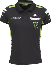 Kawasaki Mx Polo Tshirt Women