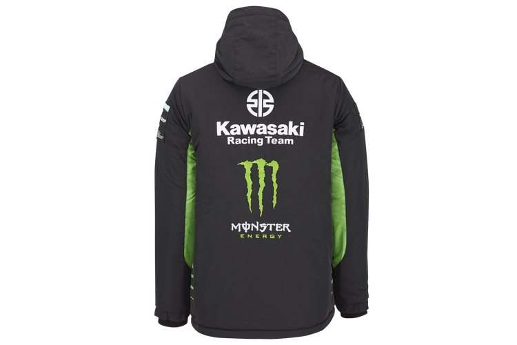 Kawasaki MX Vinterjacka