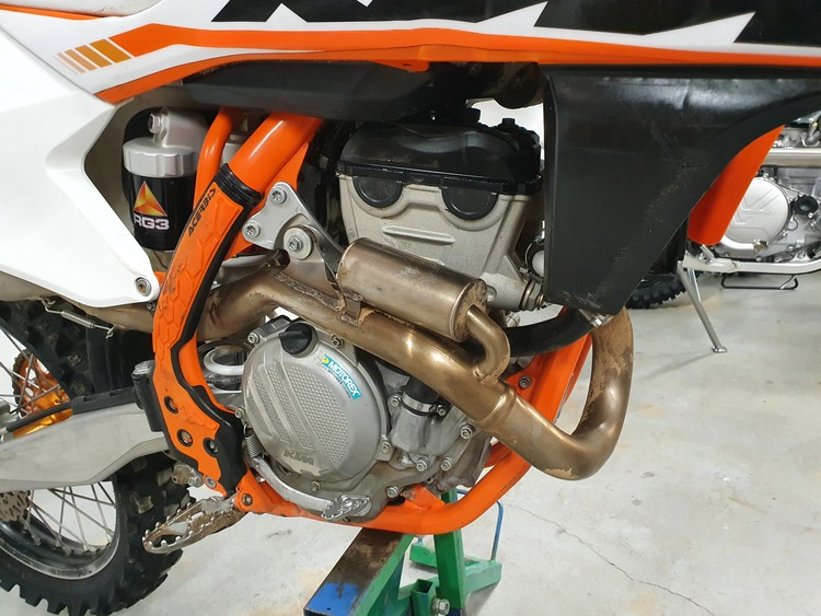 KTM SXF 250 2018