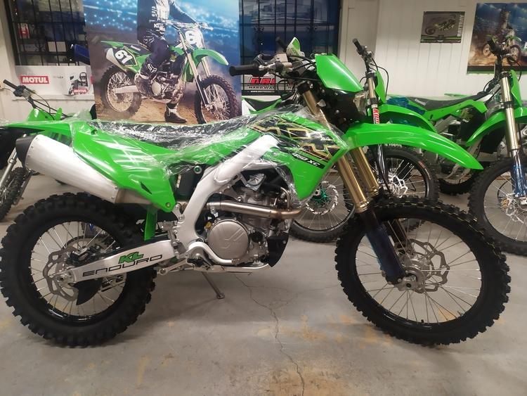 KX 450 X  2021 enduro
