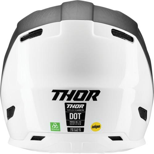 Thor Reflex Carbon Polar Crosshjälm