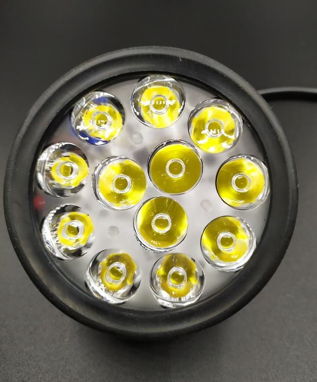 EMX Hjälmlampa Enduro Led 45W
