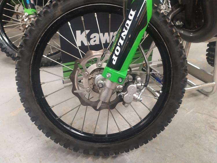 KX85 Höghjul 2018