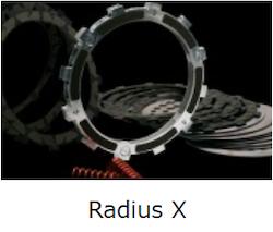 Rekluse  Sherco Radius X