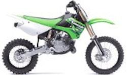 KX 85 Höghjul 2001-2013