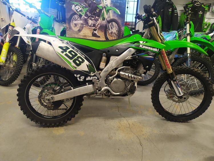 KXF 250 2014