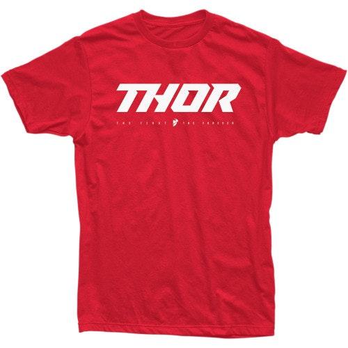 Thor T-shirt Röd