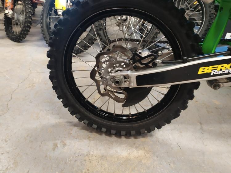Kawasaki KX 250 2020 Reserverad
