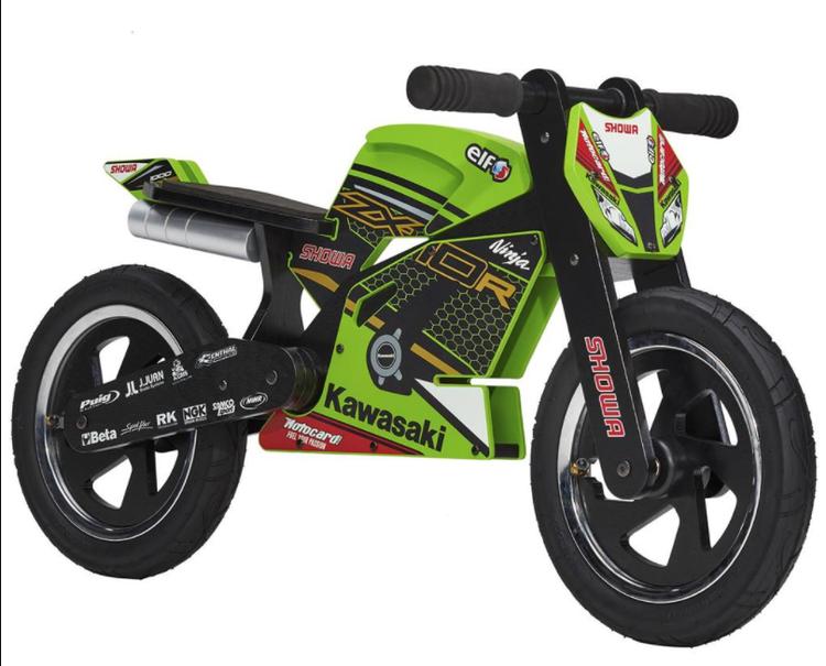 Balanscykel Ninja Kiddy Moto