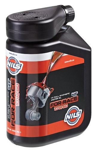 Nils SAE 10W/60 RACE Edition Motorolja 4-takt 1L