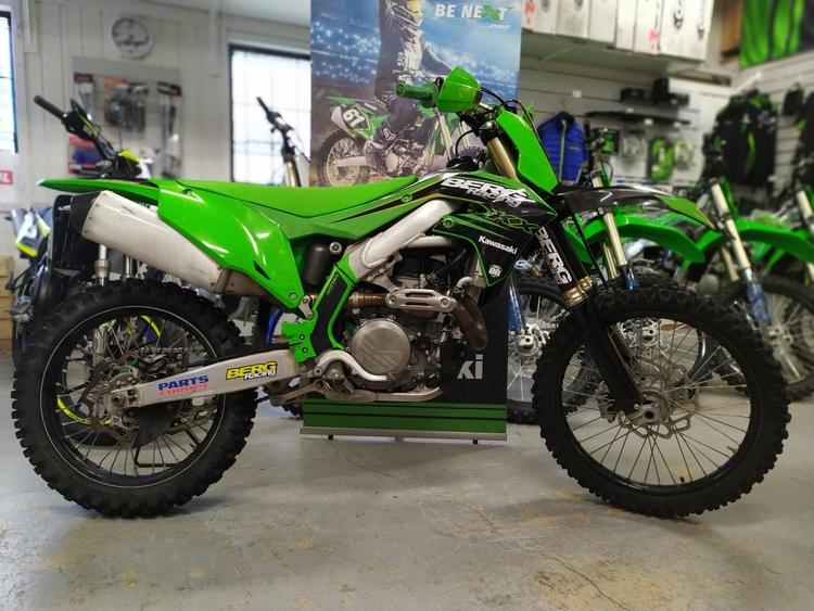Kawasaki KX 450 2019