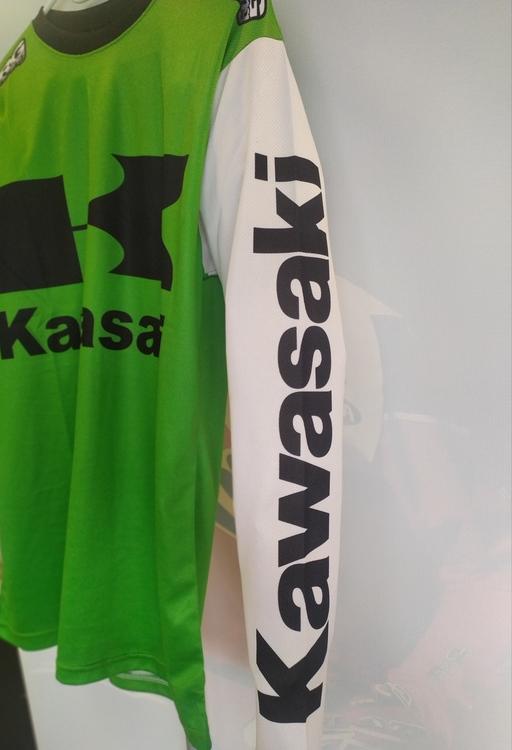 Kawasaki Retro Crosströja