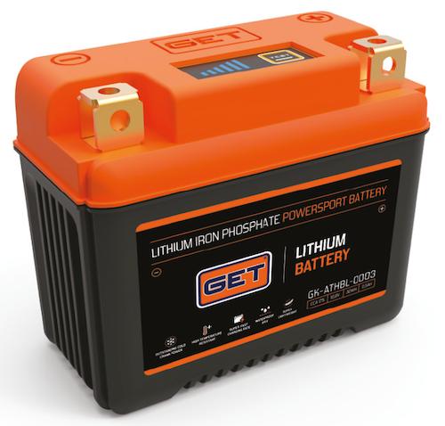 GET Lithium Batteri 175CCA (A)