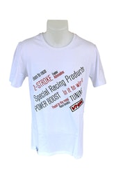 VHM Shirt, white, size M -