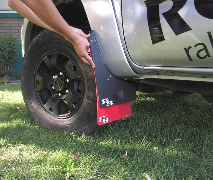 Resultat: Stänkskydden som är bäst till Pick-up bilar!