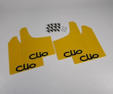 Renault Clio Stänklappar  2005 - 2012