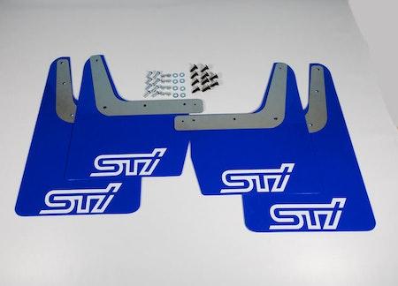 Subaru Impreza Classic Stänklappar  1993 - 2001