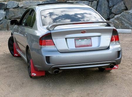 Subaru Outback stänklappar  2005 - 2009