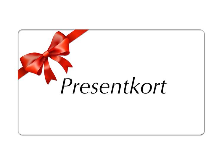 Presentkort - 500:-