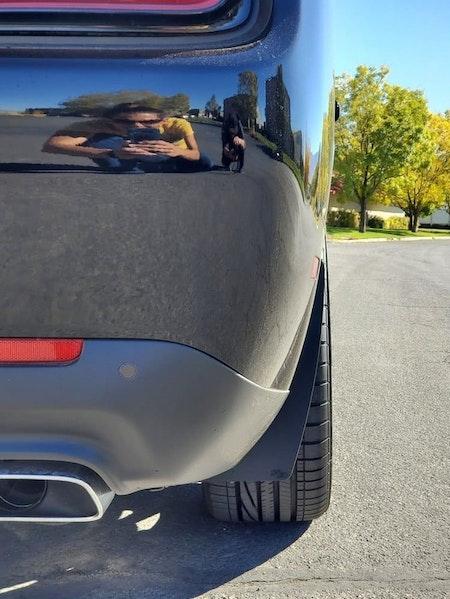 Dodge Challenger Stänkskydd