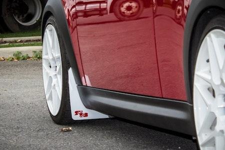 Mini Cooper S Stänkskydd