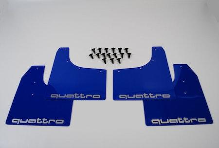 Rally stänkskydd Audi Quattro