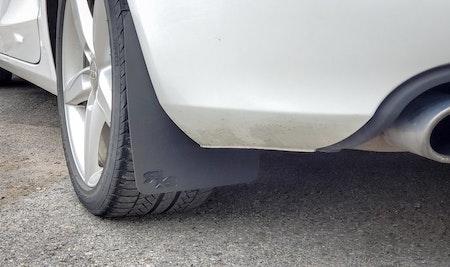Audi A4 Stänkskydd