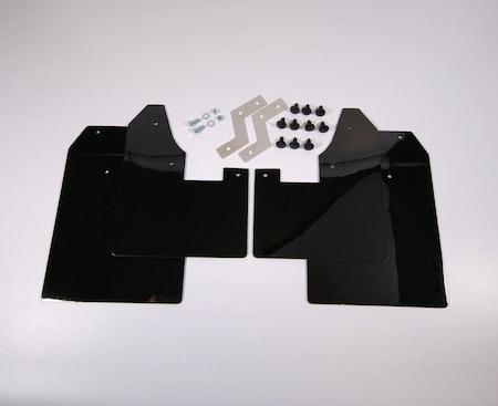 Citroen C2 Stänklappar