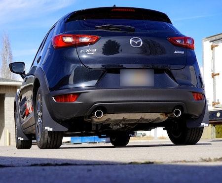 Mazda CX-3 Stänklappar