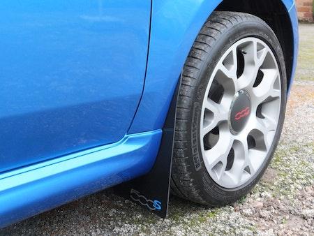 Fiat 500 S Stänklappar