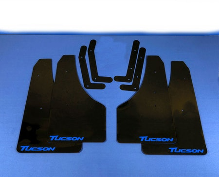 Hyundai Tucson Stänklappar