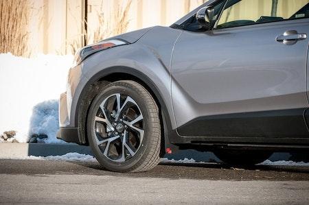 Toyota C-HR stänklappar