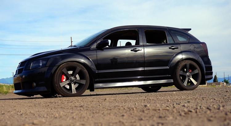 Dodge Caliber skvettlapper