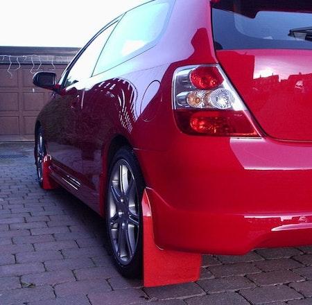 Honda Civic Type-R Stänklappar  2001-2007