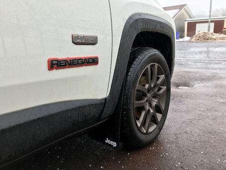Jeep Renegade Stänkskydd