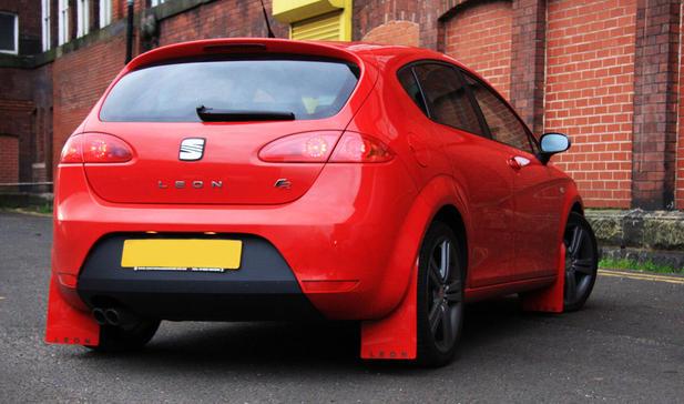 Seat Leon Mk2 Stänklappar  2005 - 2011