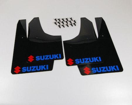 Suzuki Swift Sport stänkskydd 2012+