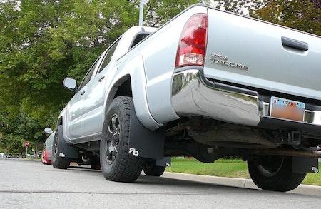 Toyota Tacoma Stänklappar 2005-2015
