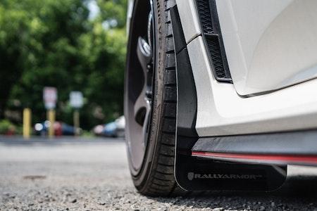 Honda Civic Type-R Stänklappar 2017-2019
