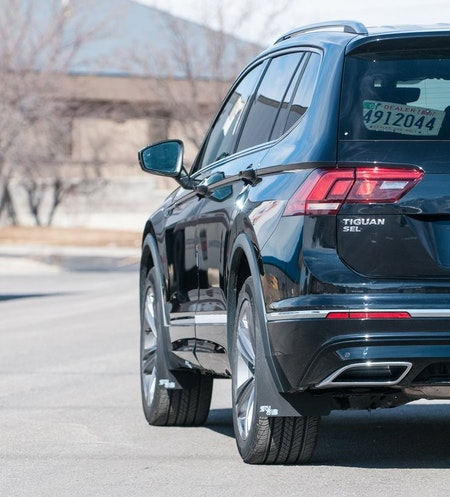 Volkswagen Tiguan Stänkskydd  2018+