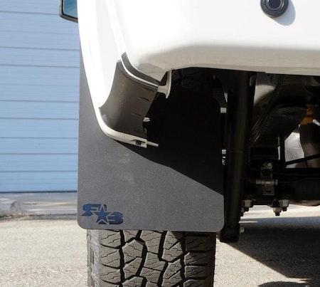 Ford F-150 svarta tillbehör