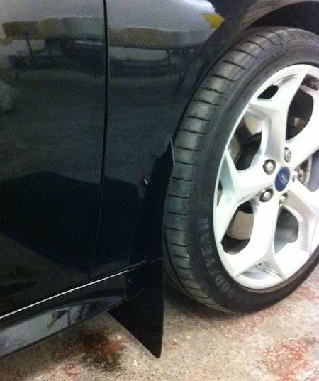 Ford Focus Mk3 Stänklappar  2012+  (Alla modeller)
