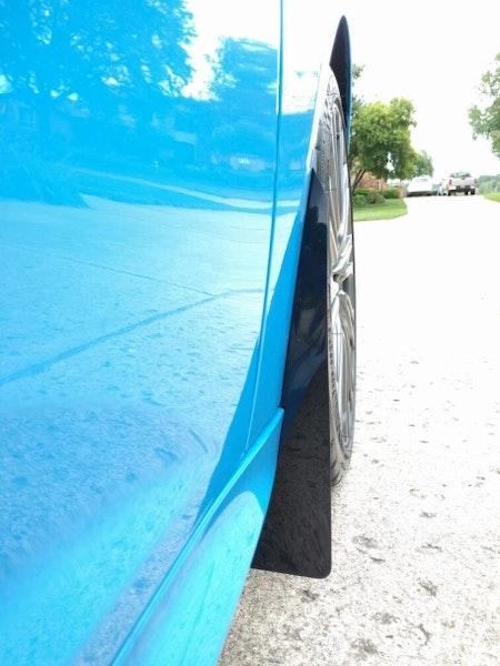 Ford Focus RS Mk3 Stänklappar  2016+