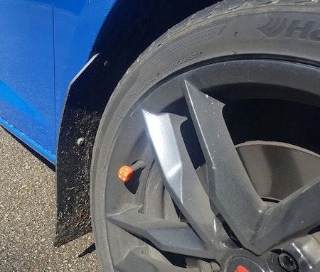 Seat Ibiza Stänklappar
